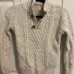 Boys Cat & Jack Pullover  Sweater